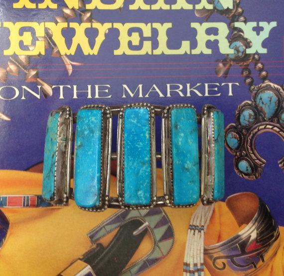 Kingman Turquoise Jewelry